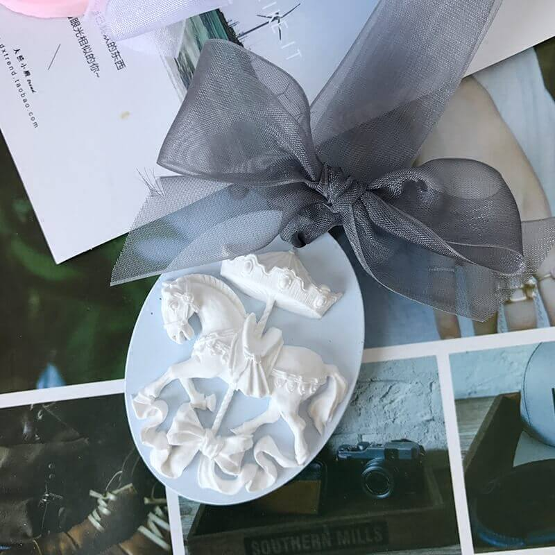 Venta moldes de silicona para yeso decoración boda